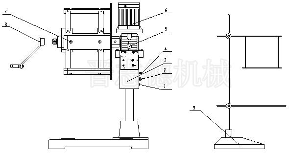 轻型材料架结构,CR材料架结构